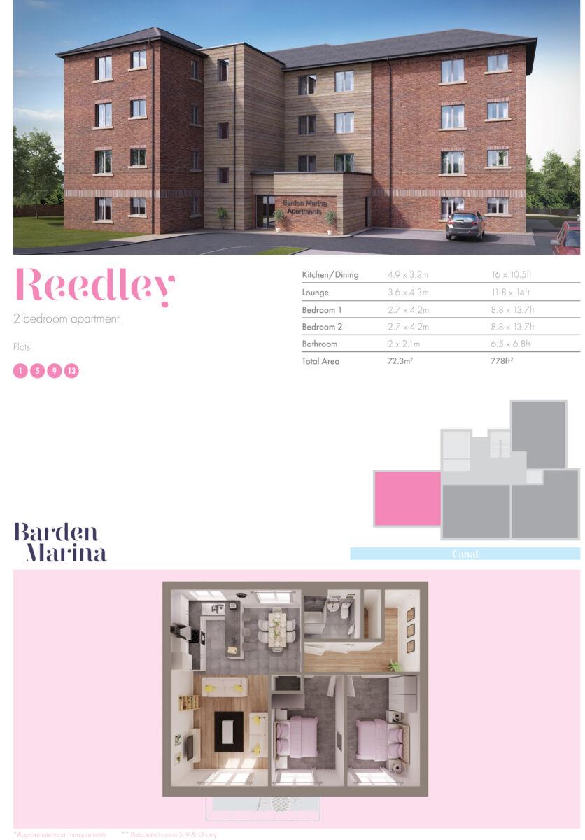 Barden Marina Burnley - Reedley