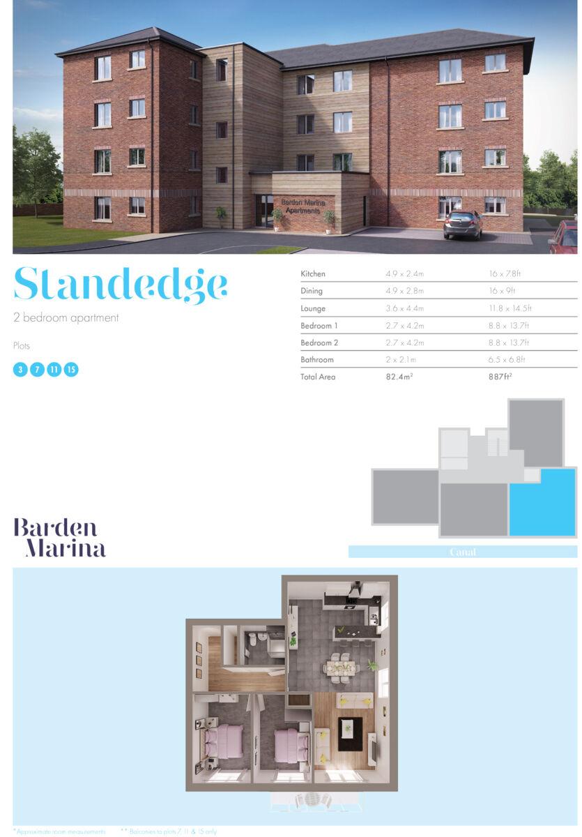 Barden Marina Burnley - Standedge