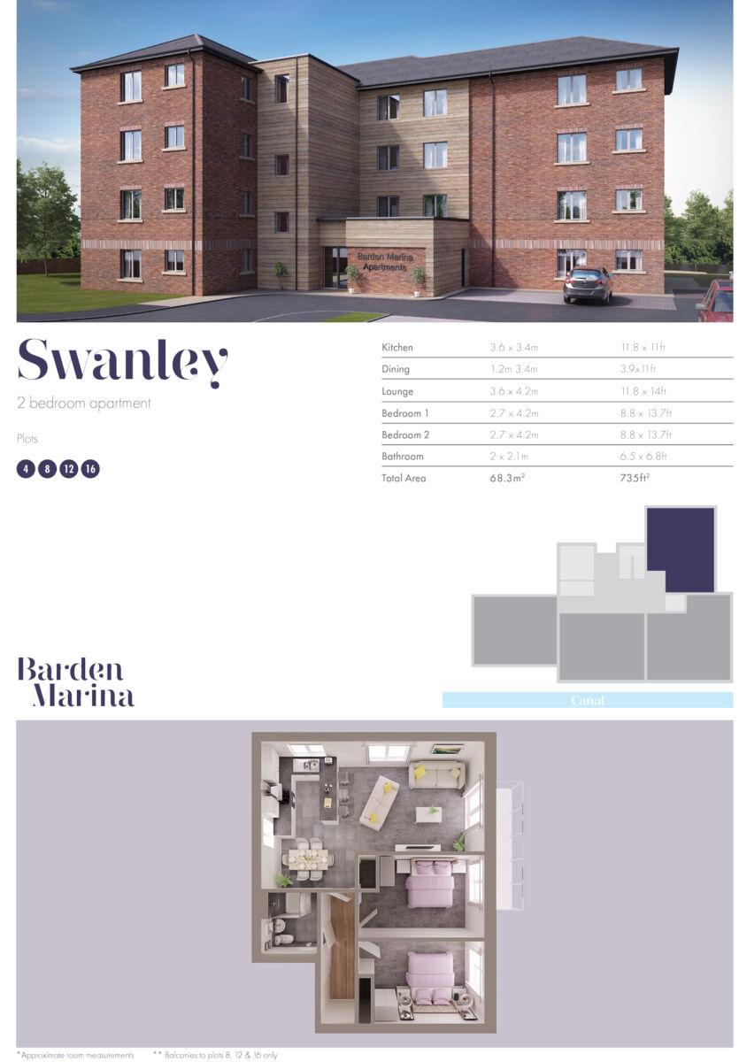 Barden Marina Burnley - Swanley
